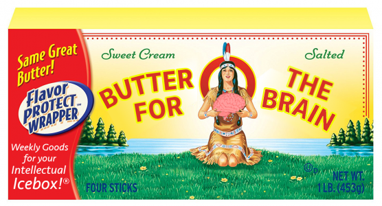 Butter for the Brain